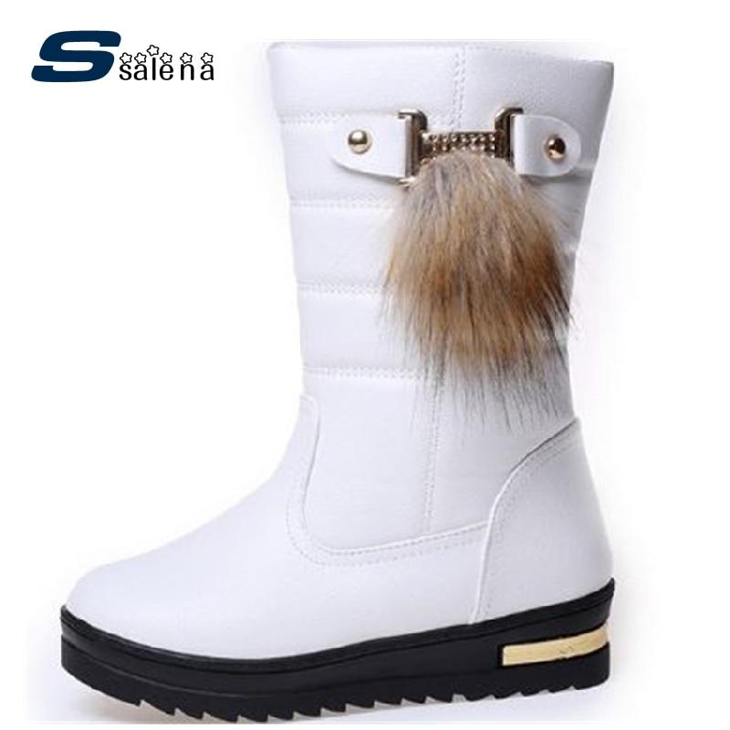 Winter Warm Boots Women Soft Footwear Classic Boots Famous Designer Women Shoes A888<br>