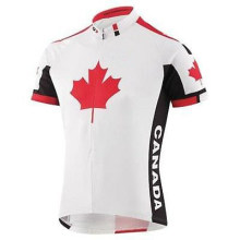 2017 high quality Canada 4 Styles Pro team Breathe quickly cycling Jersey race jersey cycling gear Ropa Ciclismo free shipping(China)