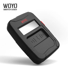 WOYO Remote Control Tester Tools Car IR Infrared (Frequency Range 10-1000MHZ) Auto Key Frequency Tester Car Key Frequency Tester(China)