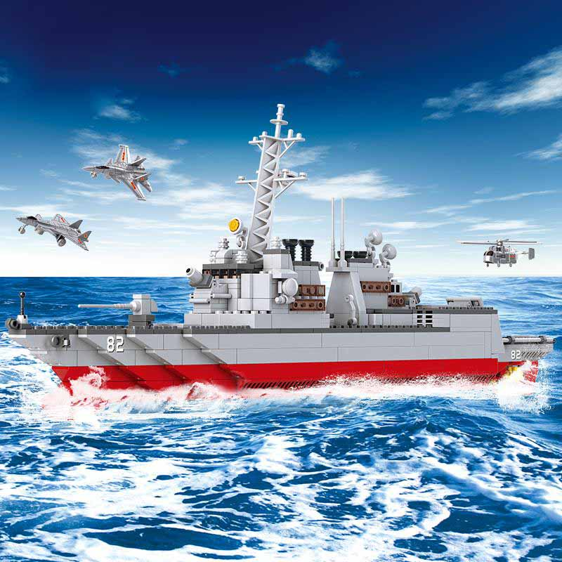 Cool Carrier Carrier Destroyer Model Building Block Amazing Birthday Gift For Children Perfect Compatible With Legoings5