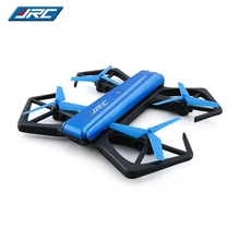 In Stock!JJRC H43WH WIFI FPV With 720P Camera High Hold Mode Foldable Arm RC Quadcopter Drone Helicopter Toys VS JJRC H37 SYMA(China)