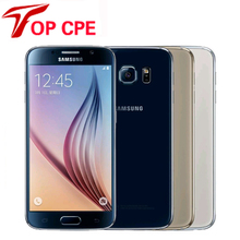 "Original Samsung Galaxy S6 G920F S6 Edge G925F G925P Mobile Phone Octa Core 3GB RAM 32GB ROM 16MP 5.1"" Android 5.0 Refurbished(China)"