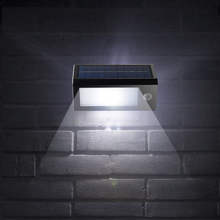 20 LED SMD2835 Solar Power Lamp 440Lumens PIR Motion Sensor Flood Light Waterproof Light Garden Wall Lamp Garden Decoration(China)