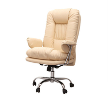 High Quality Super Soft Leisure Office Chair Computer Seat Chair Lifting Lying Swivel Chair Thickening Cushion Backrest Chair(China)