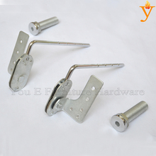 New Design Metal Hardware Sofa Headrest Accessories D50(China)