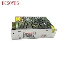 switch power supply 24V 3A 72w  for 24v 3528 led strip regulated or led moudle Voltage Converter CCTV Led Strip AC100-240V