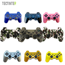 For Sony PS3 Controller Wireless Bluetooth Dual Vibration Gamepad For Sony Playstation 3 SIXAXIS Console Controle Mando Joystick(China)