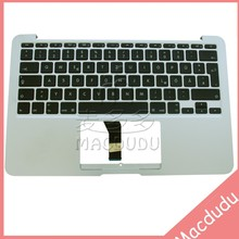 NEW GR German keyboard with Top case For Macbook Air A1465 MC968 MC969 2012 year(China)