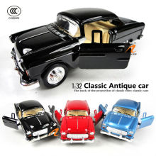 Free shipping!! vintage classic car scale models, Motel Model car in Toy Vehicle, pull back Mini Cars for collection