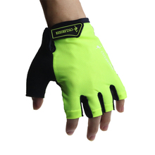 2017 Summer Autumn Bicycle Gloves Riding Equipment luva para ciclismo guantes bicicleta gants velo route Breathable Bike Gloves(China)