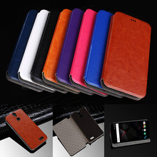 "For Vernee thor Case 5"" Leather + High-end PC Stand Back Cover Phone Capa For Vernee thor Cover Flip Protective Coque fundas bag"