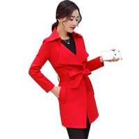 OKXGNZ-Women-Woolen-coat-2017-New-women-medrum-long-woolen-coat-Korea-version-spring-autumn-women