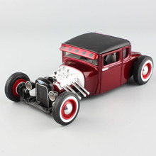 1:24 Scale brand maisto outlow classic children mini 1929 Ford Model A metal diecast vintage cars model toys kids for collection