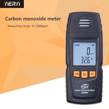 20pcs GM8805 Portable Handheld Carbon Monoxide Meter High Precision CO Gas Detector Analyzer Measuring Range 0-1000ppm Detector(China)