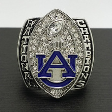 2010 Auburn University Tigers NCAA Football National Championship ring For the Chizik size 11 as a Gift