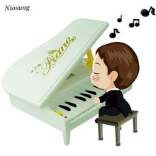 New Light Piano Music Children Toys Piano Children's Birthday Present(China)