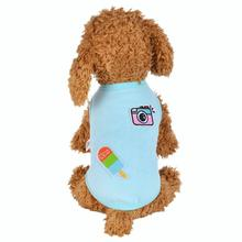Winter Warm Padded Thickening Vest Dog Costumes Pet Clothes 2018 New Winter Clothes Puppy Dog Clothes Pet Supplies Dog Clothing(China)