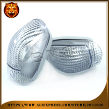 Front Turn Signal Indicator Light Lamp Lens Motorcycle Sale For KAWASAKI ZZ-R 1100 ZZR1100 C ZX1100 NINJA 1990-1992 HIGH QUALITY