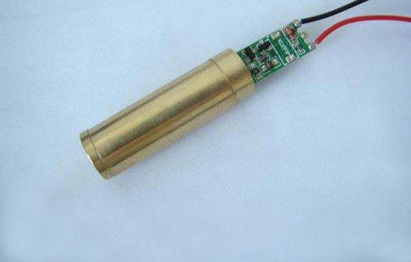 50mW 532nm green laser diode module, copper body, CW output power, 12x60mm<br><br>Aliexpress