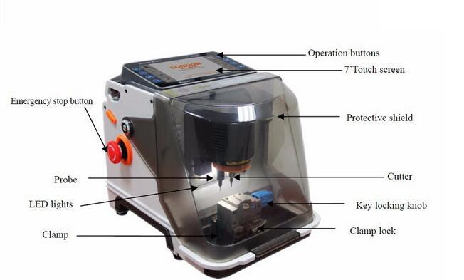 New-Condor-MINI-XC007-Key-Cutting-Machine-High-Quality-Mini-XC-007-Auto-Diagnostic-Tool-Hot