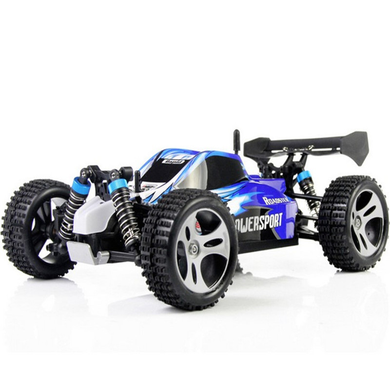 45Km/H RC Car 1:18 2.4G Buggy High Quality Remote Control Off-road Racing toy car Four-wheel drive Truck With Transmitter <br><br>Aliexpress