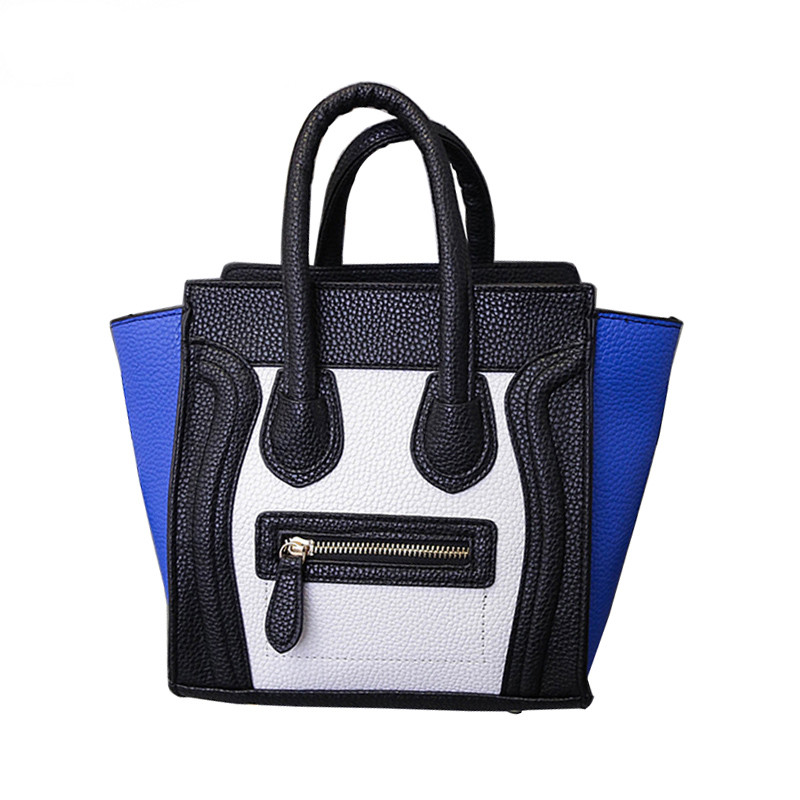 2017 Women Leather Handbags Cowhide pu Leather totes Bags Serpentine Shoulder Bags Bolsos Mujer Grandes Brand luxury Sac A Main<br><br>Aliexpress