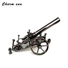 The New Antique Metal Iron Bar Office Home Furnishing Creative man's Holiday Gift Of Metal Crafts Ornaments