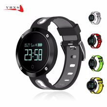 Buy Smart Band Heart Rate Blood Pressure Watch IP67 Waterproof Sports Bracelet Smart Wristband Fitness Tracker PK Fitbits Mi Band for $33.43 in AliExpress store