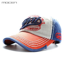 2017 Promotion Letter Adult Mocen New Baseball Cap Snapback Hats For Boy Gorras Fashion Visor Letters Outdoor Sun Free Shipping