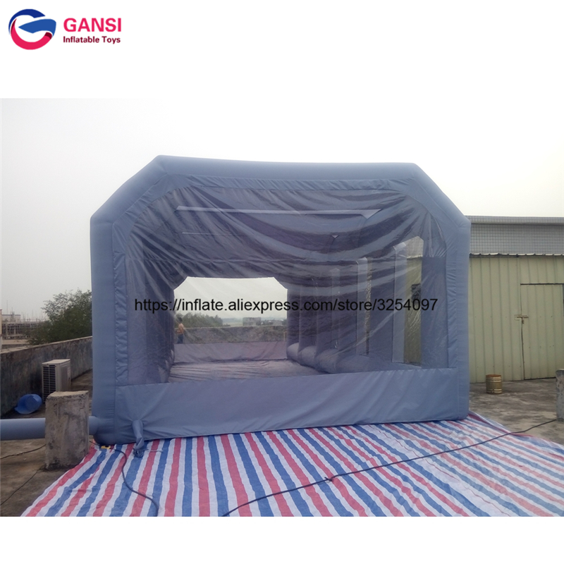 inflatable spray booth0