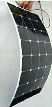 The most advanced technology to produce solar panels, white 100w solar panels, high power generation performance