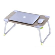 BSDT notebook comter on bed table with foldable simple dormitory artifact lazy learning desk FREE SHIPPING(China)