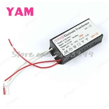 200W Electronic Transformer 220V - 12V  Halogen Light Bulb Lamp Power Supply Driver #G205M# Best Quality Drop Shipping