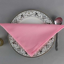 6pcs/lot Solid Plain Table Napkin For Home Dinner placemats Hotel Weddings Party Serviette Restaurant Coffee Folding Cloth Towel