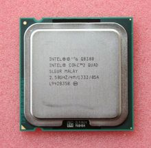100% Working Core 2 Quad Q8300 Processor 2.5GHz 4MB 1333MHz Socket 775 cpu(China)