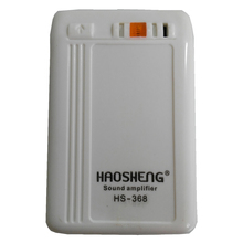 HaoSheng HS-368 Analogue Pocket Hearing Aids Headphone Amplifier Personal Sound Amplifier Volume Control Low Distortion