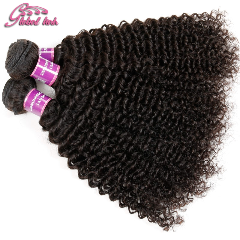 Super 8A Brazilian kinky Curly Virgin Hair Extension Bundles 3pcs Lot Virgin Human Hair Curl Beautiful Wet And Wavy Hair Weave<br><br>Aliexpress