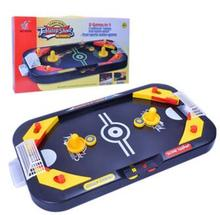 Desktop Battle 2 in 1 ice hockey game leisure mini hockey table children's educational interactive toys(China)