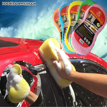 22*11*4cm large car sponge high density 8 word vacuum compressed sponge sponge cleaning melamine honeycomb sponge