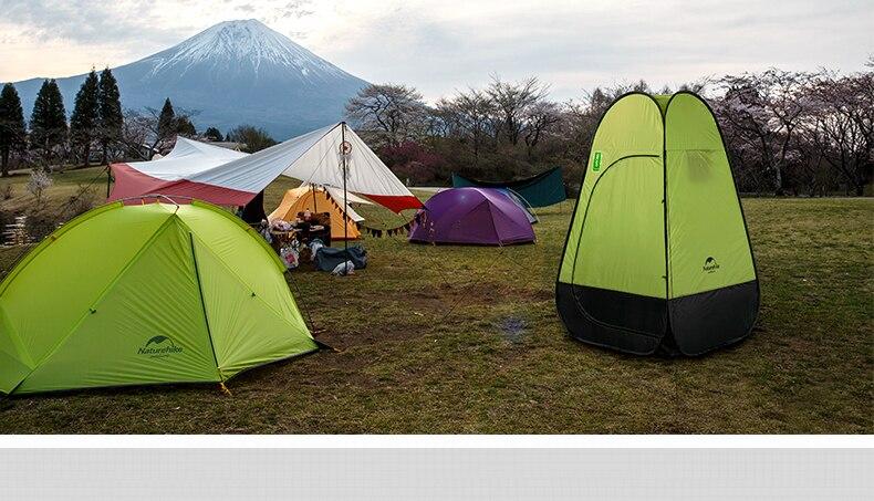 Acquista tenda da campeggio all ingrosso naturehike apertura