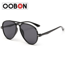 Oobon Limited Adult 2017 New Summer Style Luxury Sunglass Men/women Brand Designer Sunglasses For Hollow Out Cateye Sun Glasses