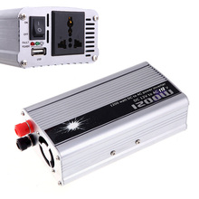 Auto Power Supply Converter 1200W Modified Sine Wave Car Inverter DC 12V to AC 110V Transformer USB charger adapter