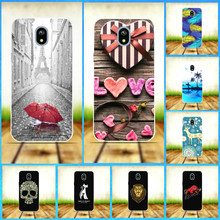 Buy Case Coque Samsung J3 2017 Case Silicone Cover J330F Soft TPU Printed 3D Case Funda Samsung Galaxy J3 2017 Phone Cases for $1.00 in AliExpress store