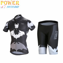 Classic Black Team Pro Cycling Jersey Gel Breathable Pad Bike Shorts Set Ropa Ciclismo Summer Bicycling Maillot Wear New(China)