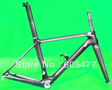 Buy FR-315 Full Carbon Matt Matte road bike bicycle 700C frame (BSA ) / fork //seatpost / clamp /cage for $392.00 in AliExpress store