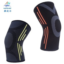 Breathable warmth  Basketball Football sports safety Kneepad volleyball Knee Pads Training Elastic Knee Support knee protect 1pc