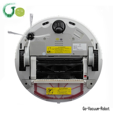 New Original Sweeper household Vacuum Cleaner Robot with vitual wall,UV-lamp mites killing dust mites controller 718F