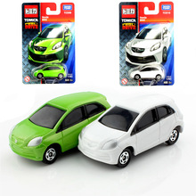 2pcs Tomy mini kids scale tomica Handa Brio diecast auto cheap motor models race cars boys toys loose collectile gifts for child
