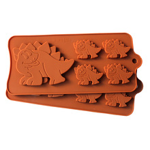 Dinosaur type silicone cake Chocolate Mold Jelly Mold Cake Moulds Bakeware D553