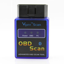 v1.5 ELM327 Bluetooth OBD Scan , Advanced OBD scan tool Diagnostic Scanner For Auto as Car Diagnostic Tools fit OBDII Cars